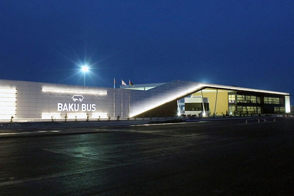 Bakü Otobüs Terminali