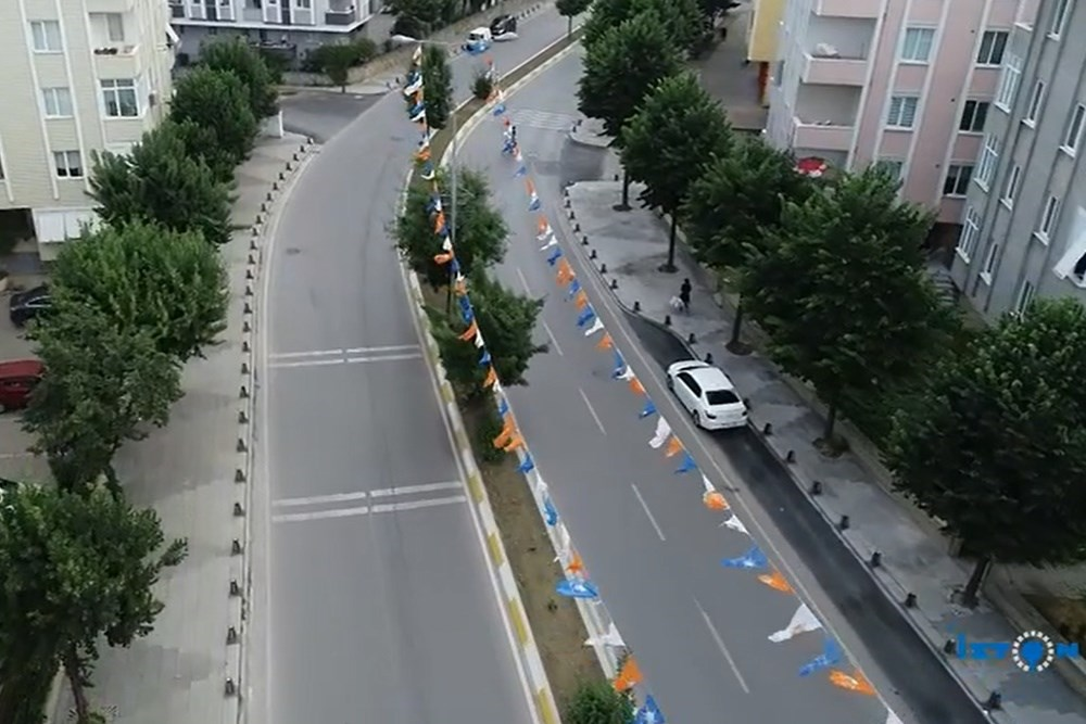 Tuzla Vatan Caddesi