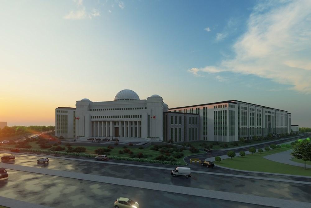 Yargıtay Başkanlığı Hizmet Binası